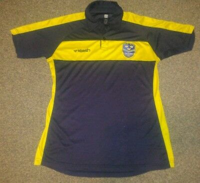 Sweden Rugby League Polo Shirt size L Large Rare