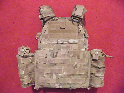 Multicam London Bridge Trading LBT 6094A RS Releasable Plate Carrier UKSF NSW