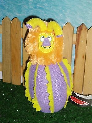 "Melissa & Doug Stuffed Toy - 6"" - Rare And Hard To Find"