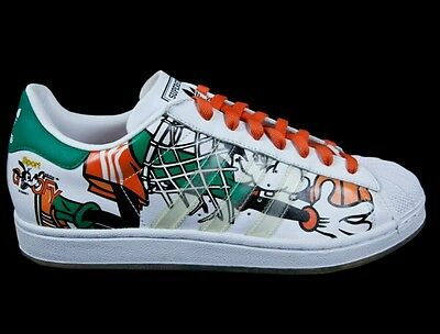 Adidas superstar 1 express Goofy limited edition brand new hard to find US 9.5