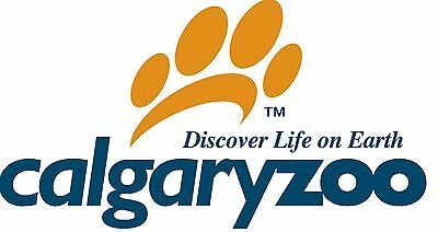 CALGARY ZOO - Discounted Admission Tickets - Adult for $23.00 & Child for $16.25