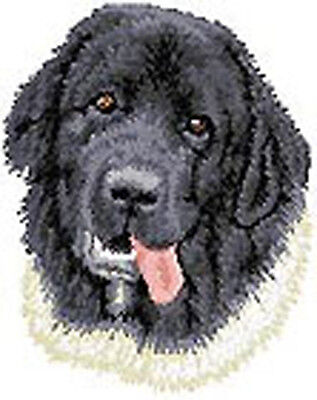 Landseer Portrait Embroidery Patch