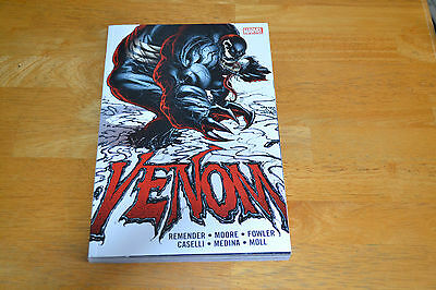 Venom by Rick Remender Complete Collection Vol 1 Graphic Novel