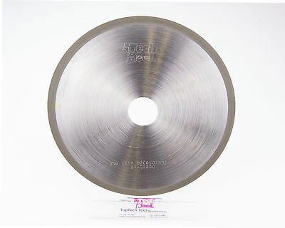TopTech Tool NDR 1A1R D200T01H31.75X7 G180C DIAMOND CUT-OFF WHEEL