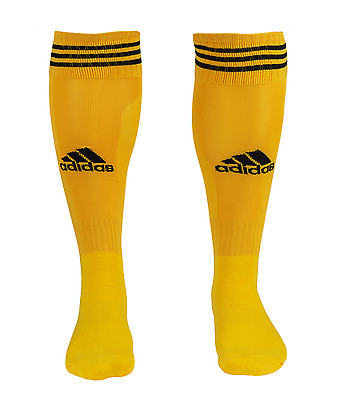Adidas Game 13 Soccer Stockings Football Socks Soccer Yellow Pairs Sock L48840