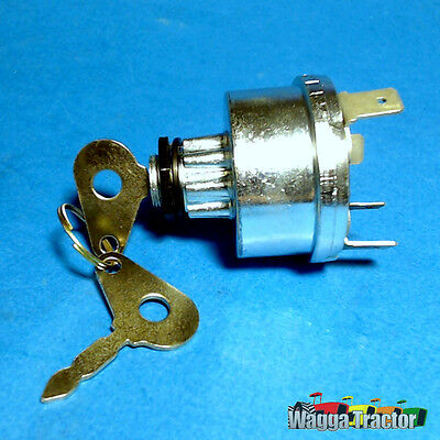 ISW5901 Ignition Switch Massey Feguson 35 65 Tractor & MF 165 175 W Generator