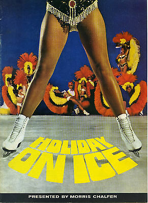 programme Holiday on ice1969