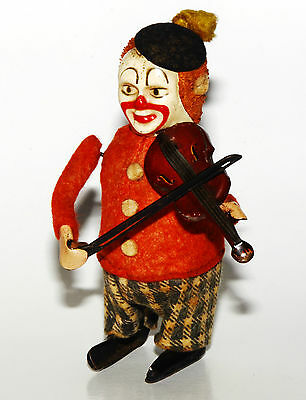 Schuco Tanzfigur Maus mit Kind - Made in Germany