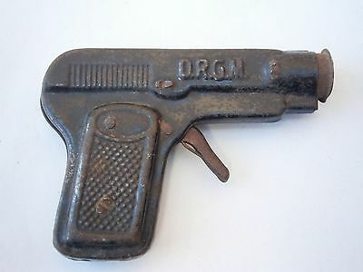 DRGM SIT Germany Vintage Antique Toy,children metal pistol,tin gun D.R.G.M.