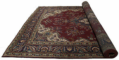 380x270 CM Tappeto Carpet Tapis Teppich Alfombra Rug (Hand Made)