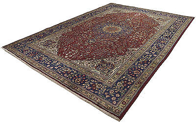 344x246 CM Tappeto Carpet Tapis Teppich Alfombra Rug (Hand Made)