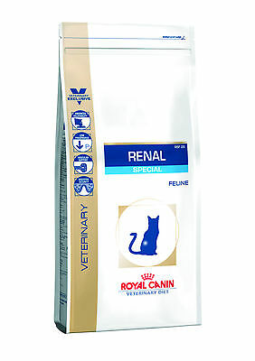 Croquettes chat Royal Canin Renal special 4 kg