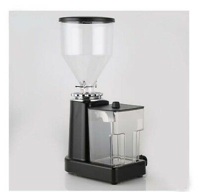 Black Home Commercial Electric Grinder Mill Grinding Tool Coffee Bean Grinder #