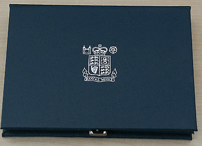 *** 1987, United Kingdom Coin Collection Proof Set in original case, PS55 ***
