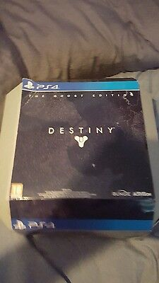 Destiny PS4 Ghost Collectors Edition Out Of Print Rare