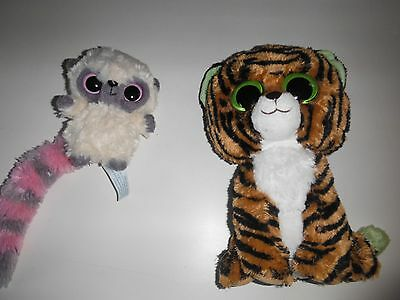 Lot 2 Peluches Ty