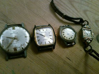 Old Watches - SPARES/REPAIR ONLY