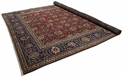 307x307 CM Tappeto Carpet Tapis Teppich Alfombra Rug (Hand Made)