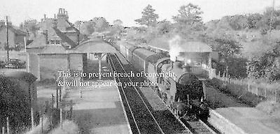 Photo Of Nursling Railway Station In Test Valley Area