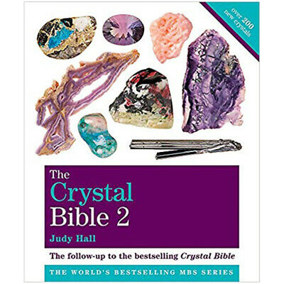 Crystal Bible Volume 2 Godsfield Bibles By Judy Hall Paperback BRAND New