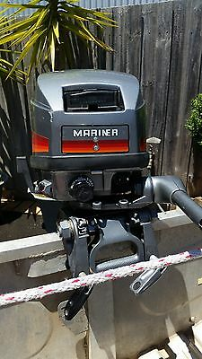 Mariner 6 HP Outboard Motor