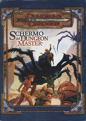 Dungeons & Dragons - Schermo del Dungeon Master 3.0 - Come nuovo