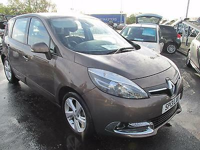 2013 RENAULT SCENIC 1.5 dCi Dynamique TomTom