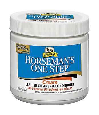 ABSORBINE HORSEMAN'S ONE STEP HARNESS CLEANER 425g