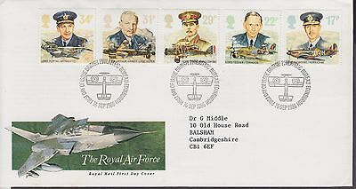 G.B QEII First Day Cover 1986 Used