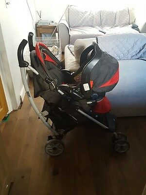 Graco Pushchair And Car seat Travel System