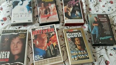 vhs films collection