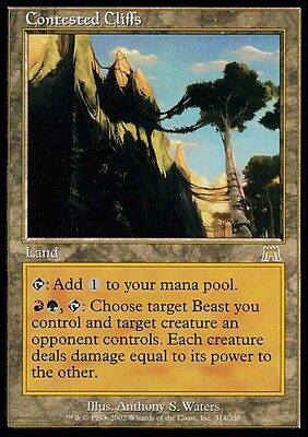 CLIFFS CONTENTIONS - CONTESTED CLIFFS Magic ONS Mint