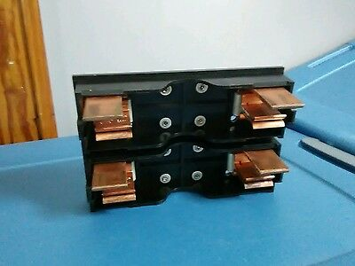 ITE 200 Amp Main Fuse Pull Out Lid Box Weco