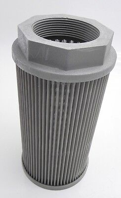"Flow Ezy Basket Suction Strainer 3"" Npt New"