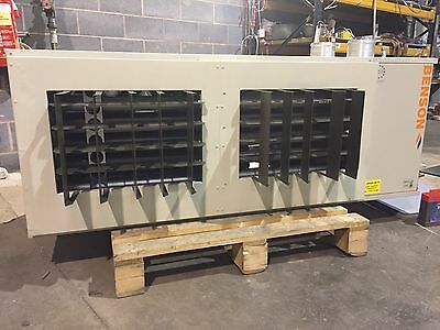 Benson VRA 72 (72Kw) fully refurbished heater, price includes VAT and controls
