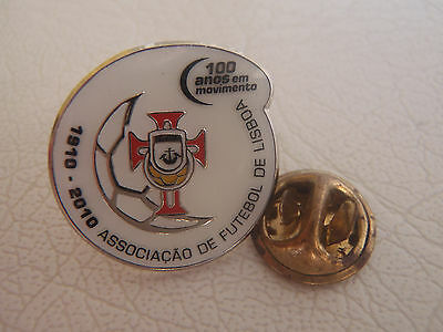 Pin Lisbon Soccer Association 2010 Portugal Football Badge