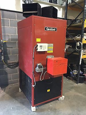 Fully Refurbished Combat Floor Standing Gas Fired Heater (150Kw)