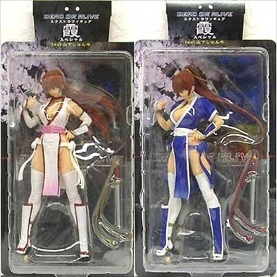 Ichibankuji Sega DEAD OR ALIVE Extra figure Kazumi Special Japan with Tracking