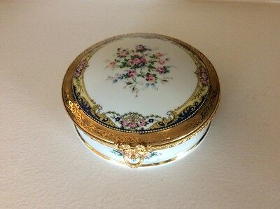 Limoges Imperial Hinged Box
