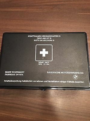 BMW E36 First Aid Kit box un-used