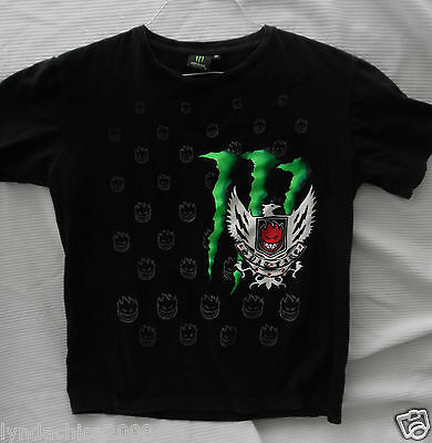 MONSTER ENERGY DRINK Shirt (Size M) ***Officially Licensed*** VERY RARE!