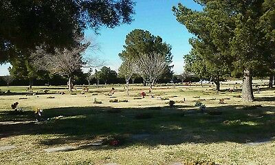 Evergreen Cemetery Double lot