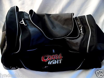 Coors Light Promotional Duffle Travel Bag (33 x 11 INCHES)