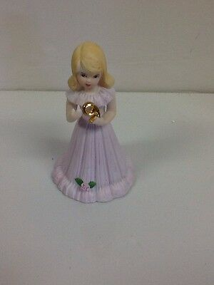 Vintage Enesco Growing Up Girl #9