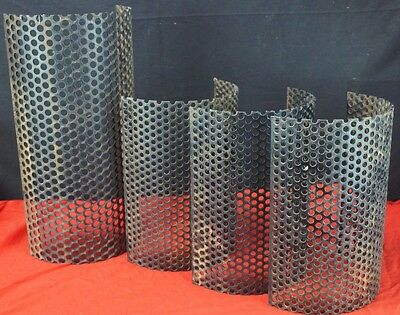 Burr Mill Hammer Mill Feed Crusher Screens Set  Hit N Miss PTO