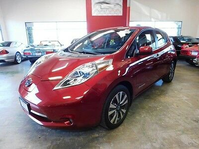 2013 Nissan Leaf  2013 Nissan Leaf SL, Leather, GPS, Satellite, Quick Charger!