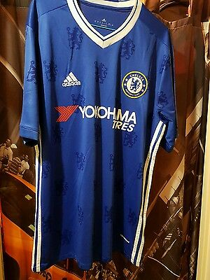 maillot chelsea 2016 taille xl