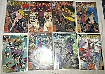 Catwoman U-PICK ONE #9,10,11,12,13,14,0 or 15 DC (1994) Issues PRICED PER COMIC