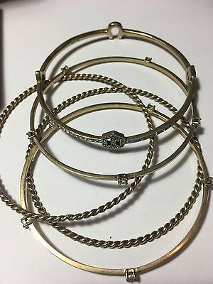 Juicy Couture 5x Bangle Bracelets YJRU0620 with case