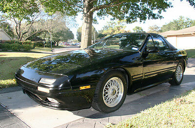 1991 Mazda RX-7  Convertible • under 54K Miles (CarFax HAS been corrected-Please Look again)